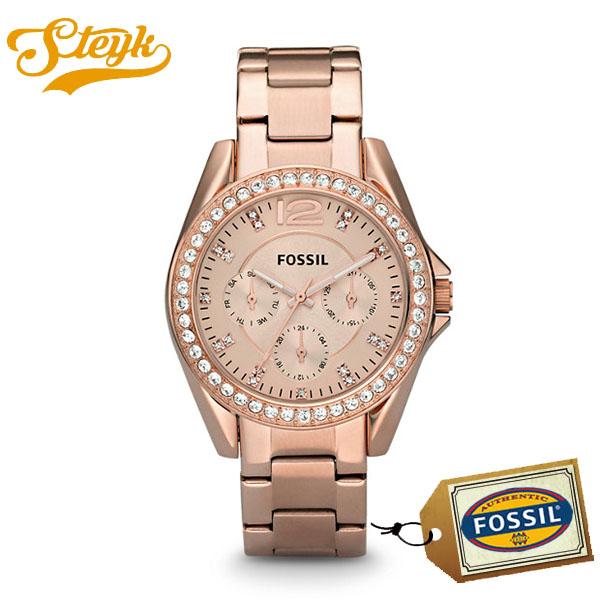 FOSSIL フォッシル 腕時計 Riley ライリー ES2811 アナログ レディース
