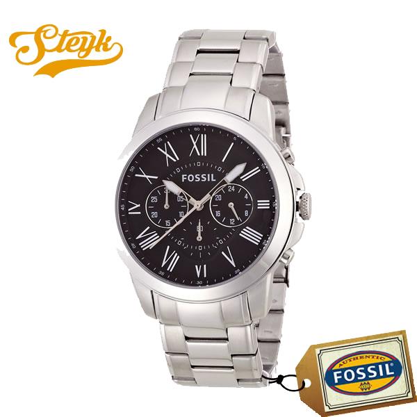 【あす楽対応】FOSSIL フォッシル 腕時計 GRANT グラント アナログ FS4736 メンズ【送料無料】