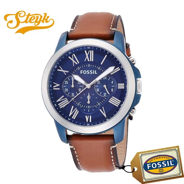 FOSSIL フォッシル 腕時計 GRANT グラント アナログ FS5151 メンズ