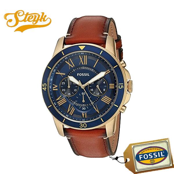 【あす楽対応】FOSSIL フォッシル 腕時計 GRANT グラント アナログ FS5268 メンズ【送料無料】