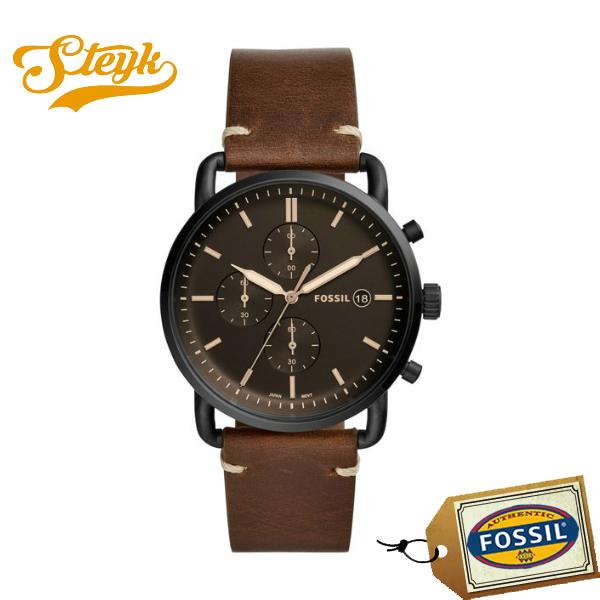 【あす楽対応】FOSSIL フォッシル 腕時計 THE COMMUTER CHRONO コミューター クロノ アナログ FS5403 メンズ【送料無料】