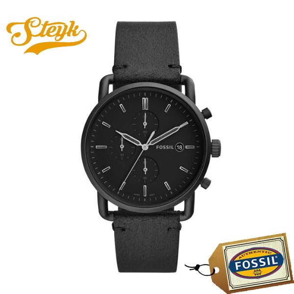 【あす楽対応】FOSSIL フォッシル 腕時計 THE COMMUTER CHRONO コミューター クロノ アナログ FS5504 メンズ【送料無料】
