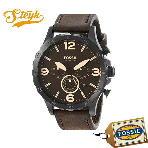 【あす楽対応】FOSSIL フォッシル 腕時計 NATE ネイト アナログ JR1487 メンズ【送料無料】