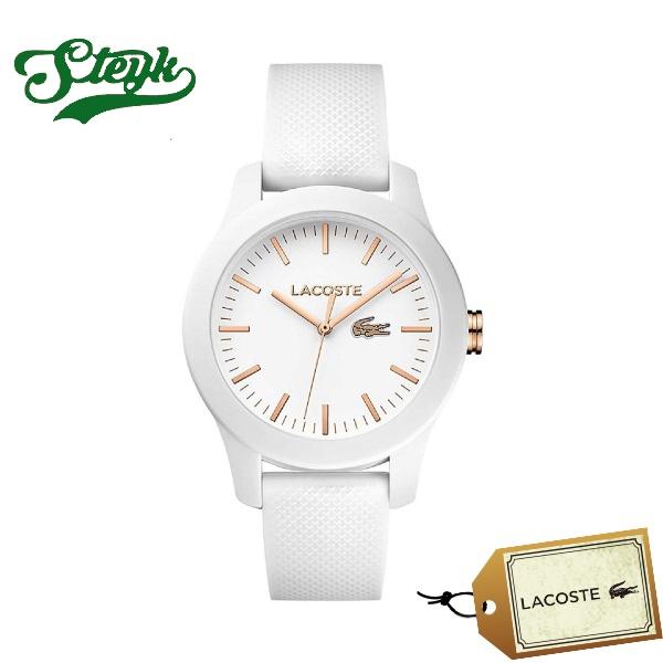【あす楽対応】 LACOSTE ラコステ 腕時計 アナログ 2000960 レディース【送料無料】