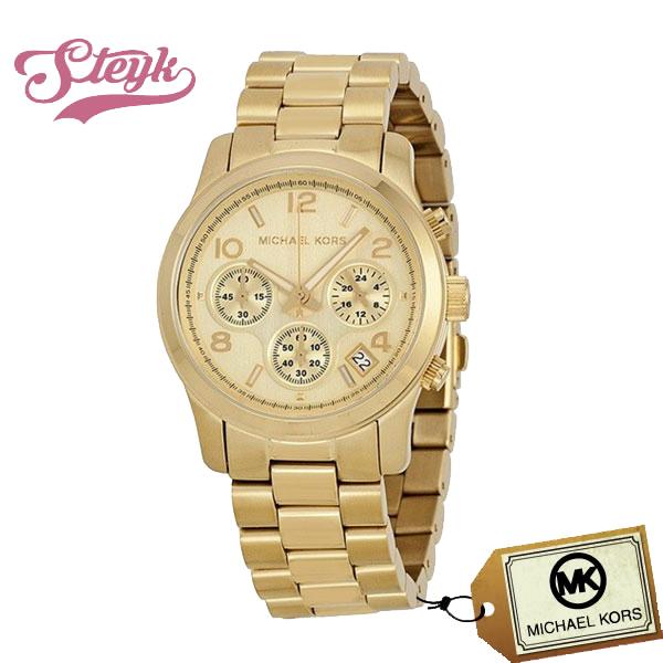 【あす楽対応】Michael Kors マイケルコース 腕時計 RUNWAY ランウェイ アナログ MK5055 レディース【送料無料】