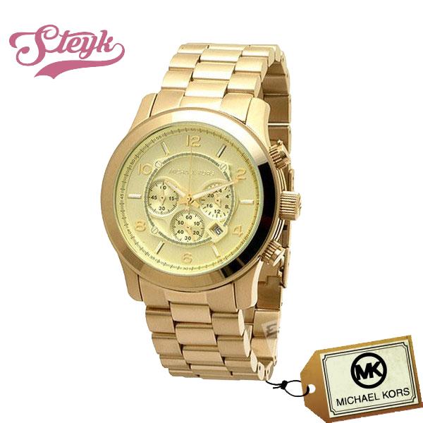 【あす楽対応】Michael Kors マイケルコース 腕時計 アナログ MK8077 メンズ【送料無料】