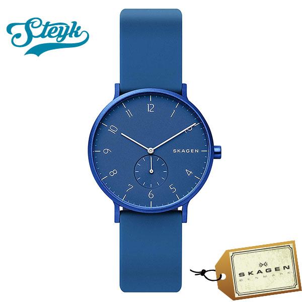 Skagen SKW2817 スカーゲン 腕時計 アナログ AAREN アーレン レディース ブルー カジュアル:STEYK