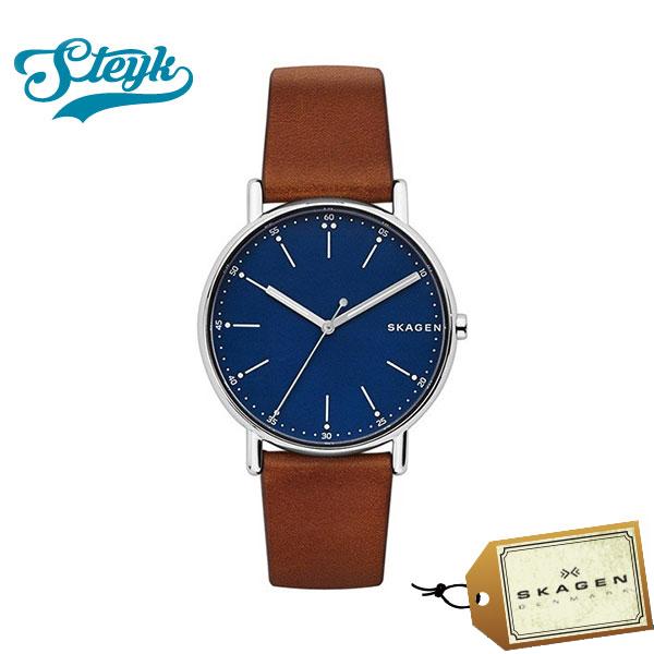【あす楽対応】Skagen スカーゲン 腕時計 SIGNATUR シグネチャー アナログ SKW6355 メンズ【送料無料】