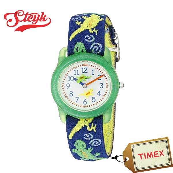 NEW ご購入者様全員に時計拭きプレゼント 店内ポイント最大43倍クーポン配布中 TIMEX タイメックス 腕時計 訳あり商品 KIDS T72881 キッズ アナログ