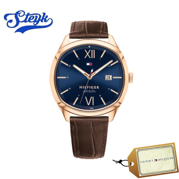 【あす楽対応】Tommy Hilfiger トミーヒルフィガー 腕時計 アナログ 1710366 メンズ