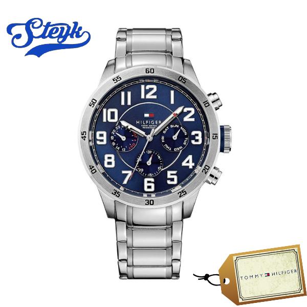 【あす楽対応】Tommy Hilfiger トミーヒルフィガー 腕時計 TRENT トレント アナログ 1791053 メンズ