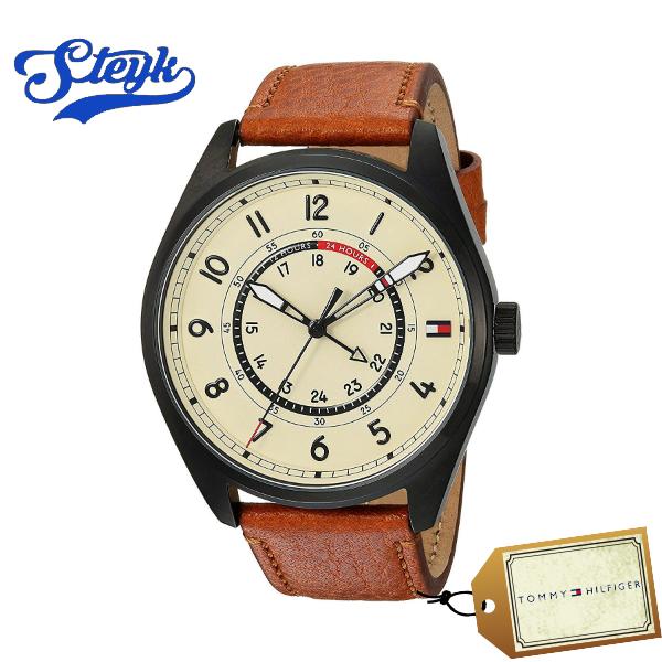 【あす楽対応】Tommy Hilfiger トミーヒルフィガー 腕時計 アナログ 1791372 メンズ