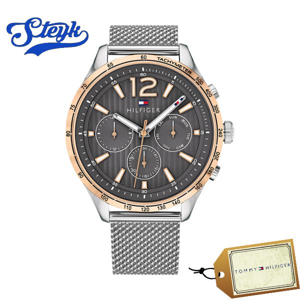 【あす楽対応】Tommy Hilfiger トミーヒルフィガー 腕時計 Gavin ギャビン アナログ 1791466 メンズ