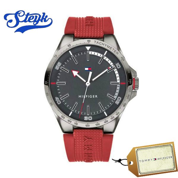 【あす楽対応】Tommy Hilfiger トミーヒルフィガー 腕時計 アナログ 1791527 メンズ