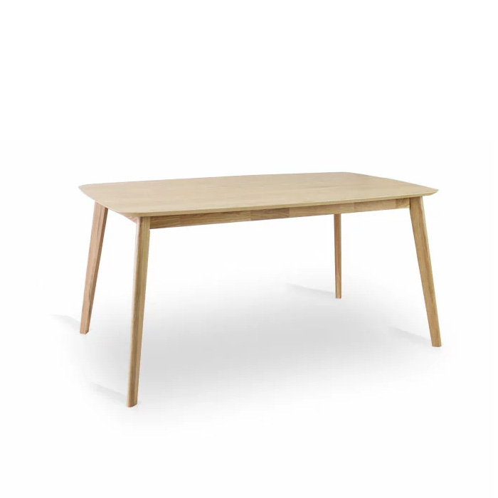 超爆安 【送料無料 ナチュラル】ダイニングテーブル 幅150cm 無垢 北欧 北欧 木製 木製 オーク ダイニングテーブル 食卓 モダン ナチュラル, グレートマリン:84802151 --- gachi-matome.xyz