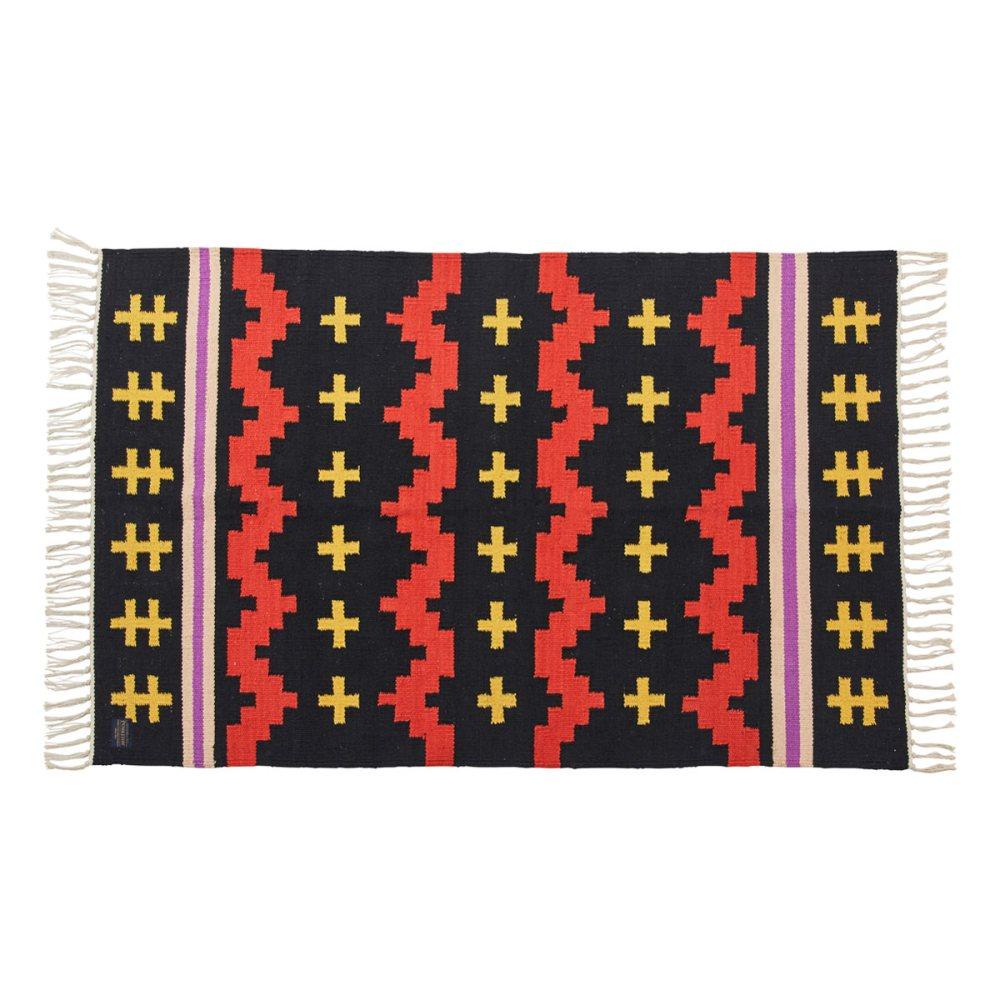 【正規取扱店】 PENDLETON Fringe Large Mat (OB506) フリンジ ラージマット (90×140cm)【ペンドルトン・ Capps VII】