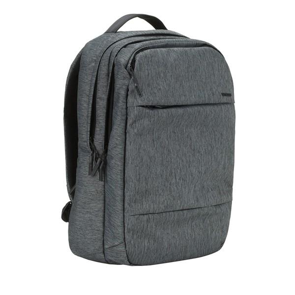 正規取扱店・Incase City Collection Backpack HEATHER BLACK インケース シティコレクション バックパック ヘザーブラック