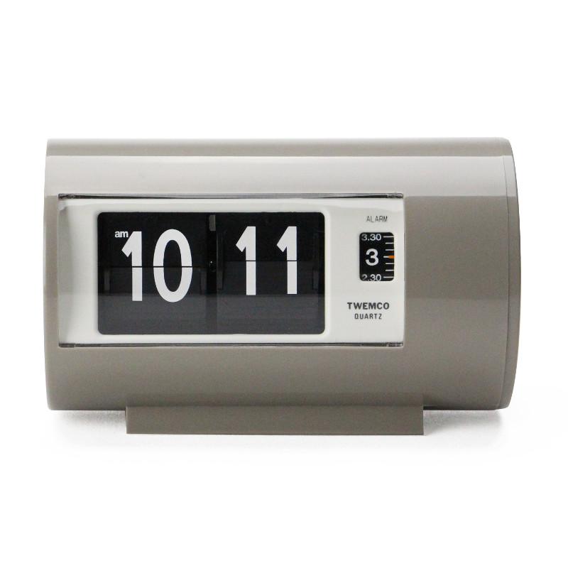 【送料無料】【Twemco】Alarm Clock #AP-28【トゥエンコ アラームクロック 目覚まし時計 パタパタ時計】