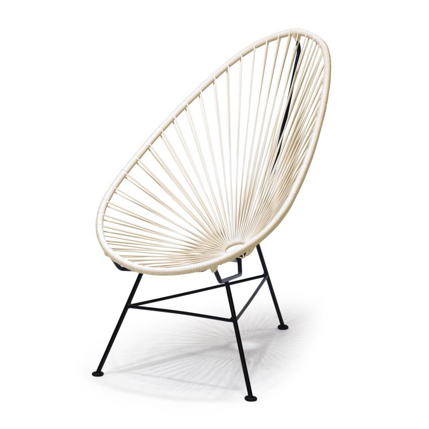 Acapulco Chair / アカプルコチェア ラウンジチェア パーチメント