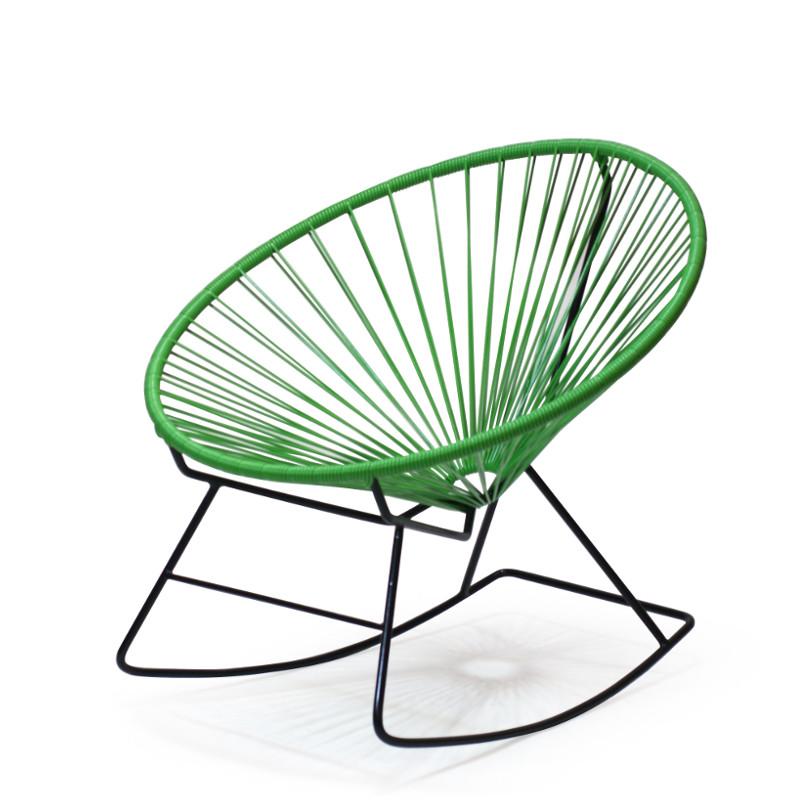 Acapulco Rocking Chair / アカプルコロッキングチェア【ラウンジチェア リゾート メキシコ アウトドア 屋内 屋外】