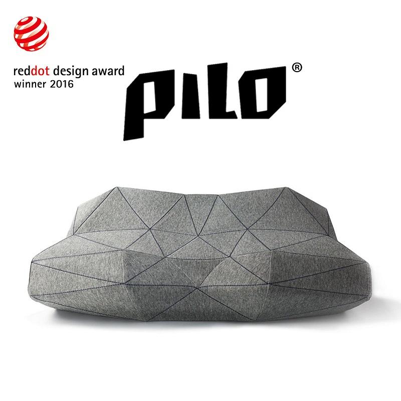【PILO】ピロ 奏でる枕 エルゴノミクスデザイン