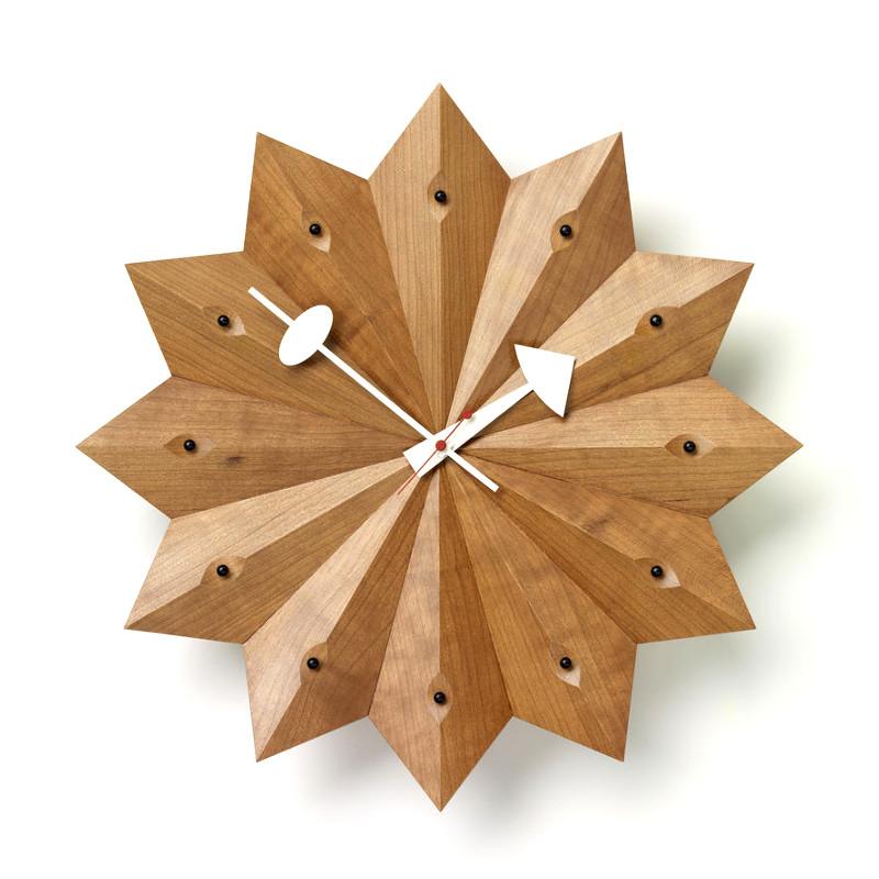 【正規取扱店】Vitra/ヴィトラ Fan Clock・ファンクロック・チェリー
