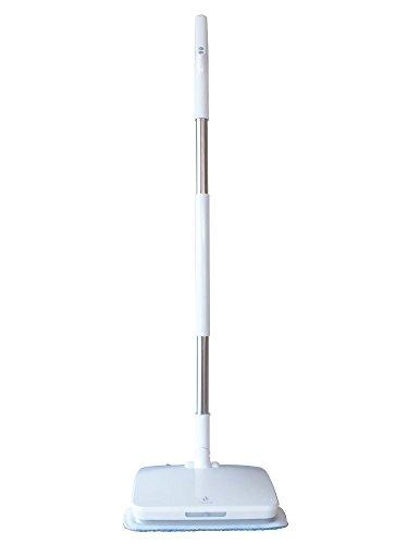 リヴィーズ コードレス 電動モップ 水スプレー機能付き ホワイト EM-011W