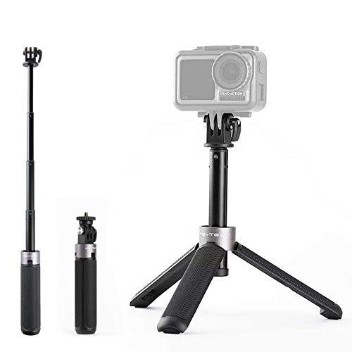 PGYTECH アクションカメラ用 エクステンションポール ミニ三脚 ついに再販開始 お得