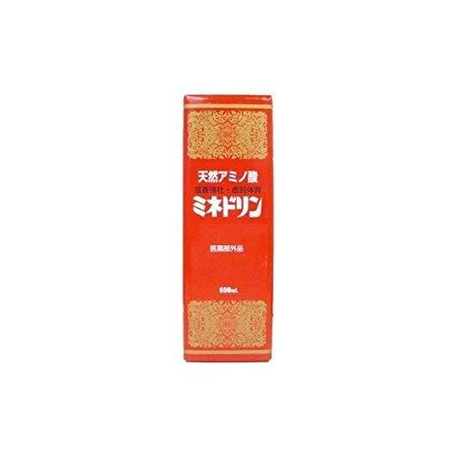 【伊丹製薬】ミネドリン 600ml ×3個セット