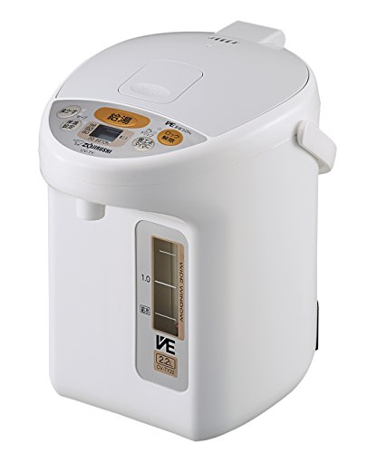 象印マホービン 電気ポット 2.2L 優湯生 CV-TY22-WA 70%OFFアウトレット 省エネ 激安通販販売 5段階保温設定 ホワイト