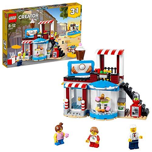 ※ラッピング ※ セール価格 レゴ LEGO クリエイター モジュール式 31077 ケーキショップ