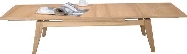 【東谷】コパン エクステンションテーブル 伸縮テーブル CPN-102NA 【東谷商品以外と同梱不可】