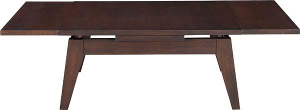 【東谷】コパン エクステンションテーブルS 伸縮テーブル CPN-107BR 【東谷商品以外と同梱不可】