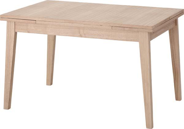 【東谷】コパン エクステンション ダイニングテーブル 伸縮テーブル CPN-118NA 【東谷商品以外と同梱不可】
