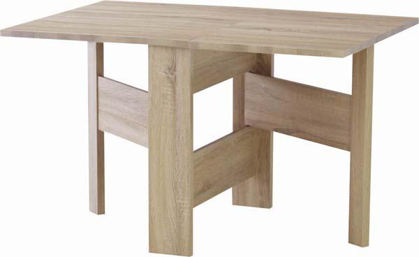 【東谷】フィーカ フォールディングダイニングテーブル 折りたたみ 食卓テーブル FIK-103NA おしゃれ/かわいい【東谷商品以外と同梱不可】