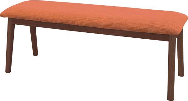 【東谷】モタ ベンチ 椅子 ダイニングチェア HOC-330BR おしゃれ/かわいい【東谷商品以外と同梱不可】