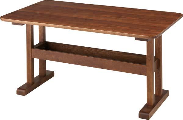 【東谷】トラン ダイニングテーブル 食卓テーブル HOT-456BR おしゃれ/かわいい【東谷商品以外と同梱不可】