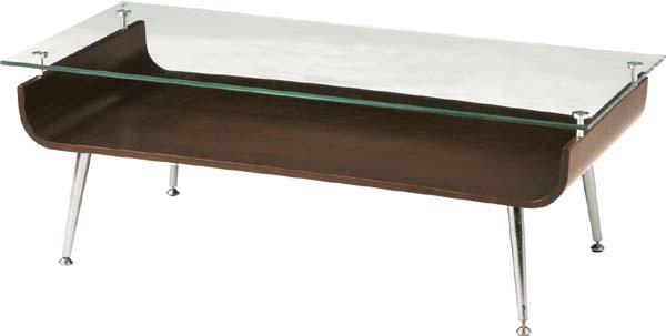 【東谷】ガラステーブル NET-301BR 【東谷商品以外と同梱不可】