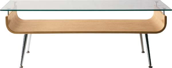 【東谷 AZUMAYA】ガラステーブル NET-301NA 【東谷商品以外と同梱不可】