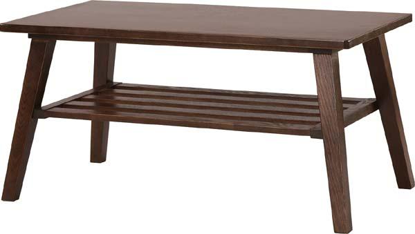 【東谷】モティ コーヒーテーブル センターテーブル 木製 RTO-744TBR おしゃれ/かわいい【東谷商品以外と同梱不可】
