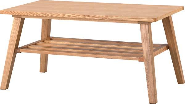【東谷】モティ コーヒーテーブル センターテーブル 木製 RTO-744TNA おしゃれ/かわいい【東谷商品以外と同梱不可】