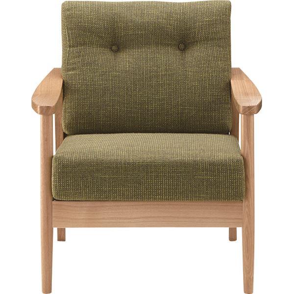 【東谷 AZUMAYA】バッスム1人掛チェア 椅子 RTO-911GR おしゃれ/かわいい【東谷商品以外と同梱不可】