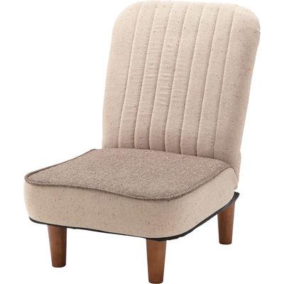 【東谷】フフレ 1人掛けチェア 椅子 リクライニング THC-111BE おしゃれ/かわいい【東谷商品以外と同梱不可】