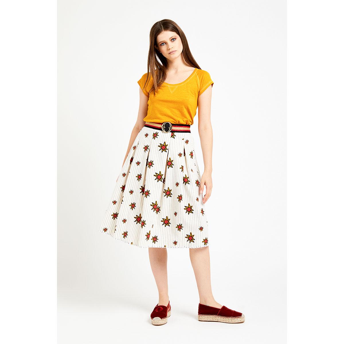 [50%OFF]ottod'Ame[オットダム][スカート]911/LUA-DN5618