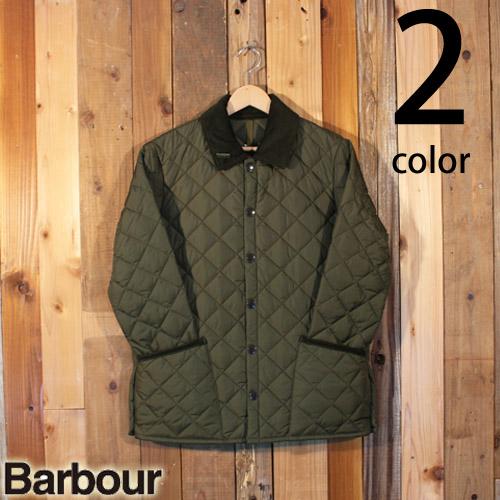 バブアー Barbour ニューリッズデイル ナイロン スリムフィット キルティング ジャケット コート SMQ001