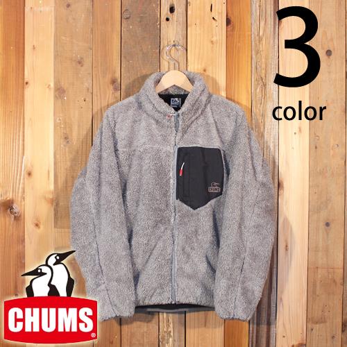 チャムス CHUMS チャムス ボア フリース ボンディング ジャケット エルモ CH04-1181