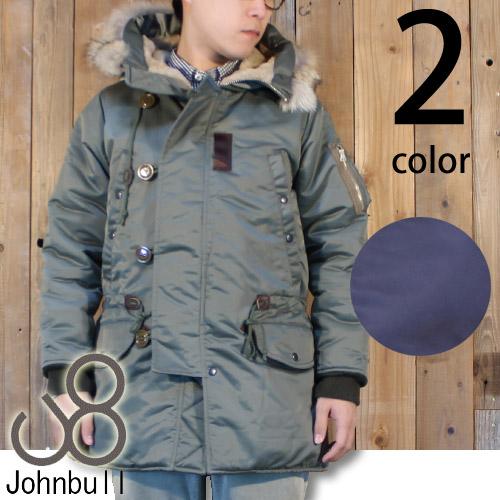 ジョンブル Johnbull N-3B ミリタリー ジャケット 16424