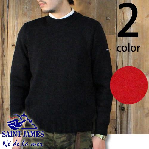セントジェームス SAINT JAMES マリン セーター CANCALE 2 Uni