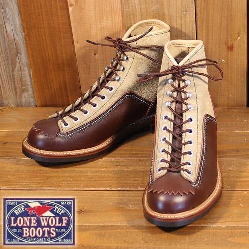 ロンウルフ LONE WOLF ブーツ カーペンター CARPENTER F01615