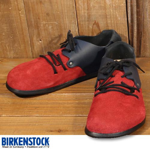 ビルケンシュトック BIRKENSTOCK モンタナ MONTANA Dark Red/Blau 099831